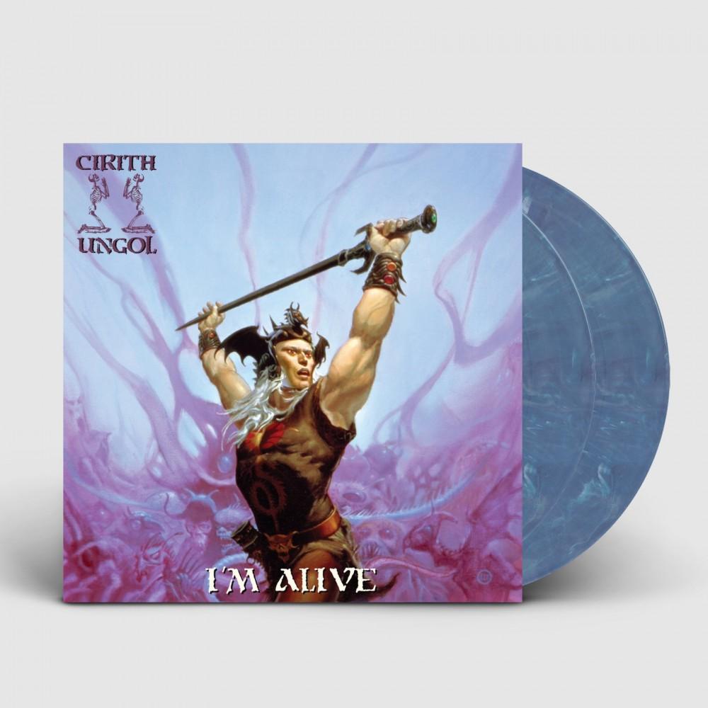 CIRITH UNGOL - I'm Alive [BLUE] (DLP)