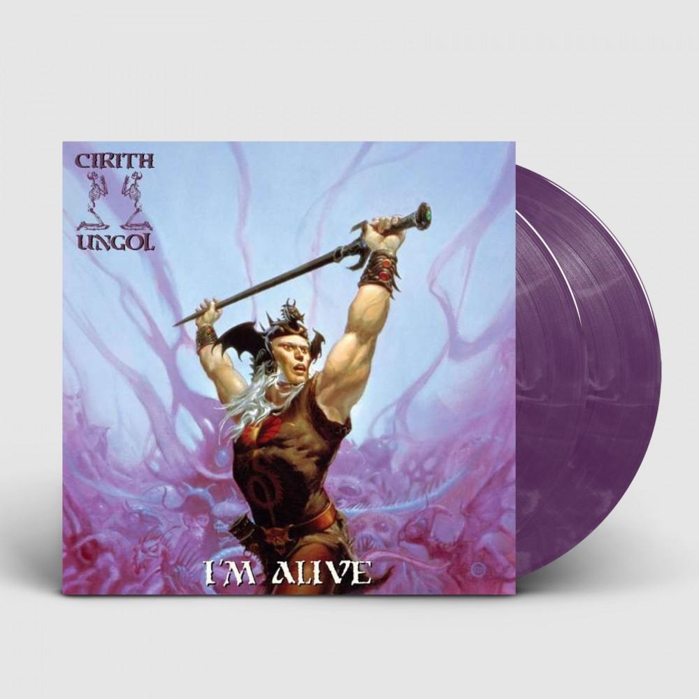 CIRITH UNGOL - I'm Alive [PLUM VIOLET] (DLP)