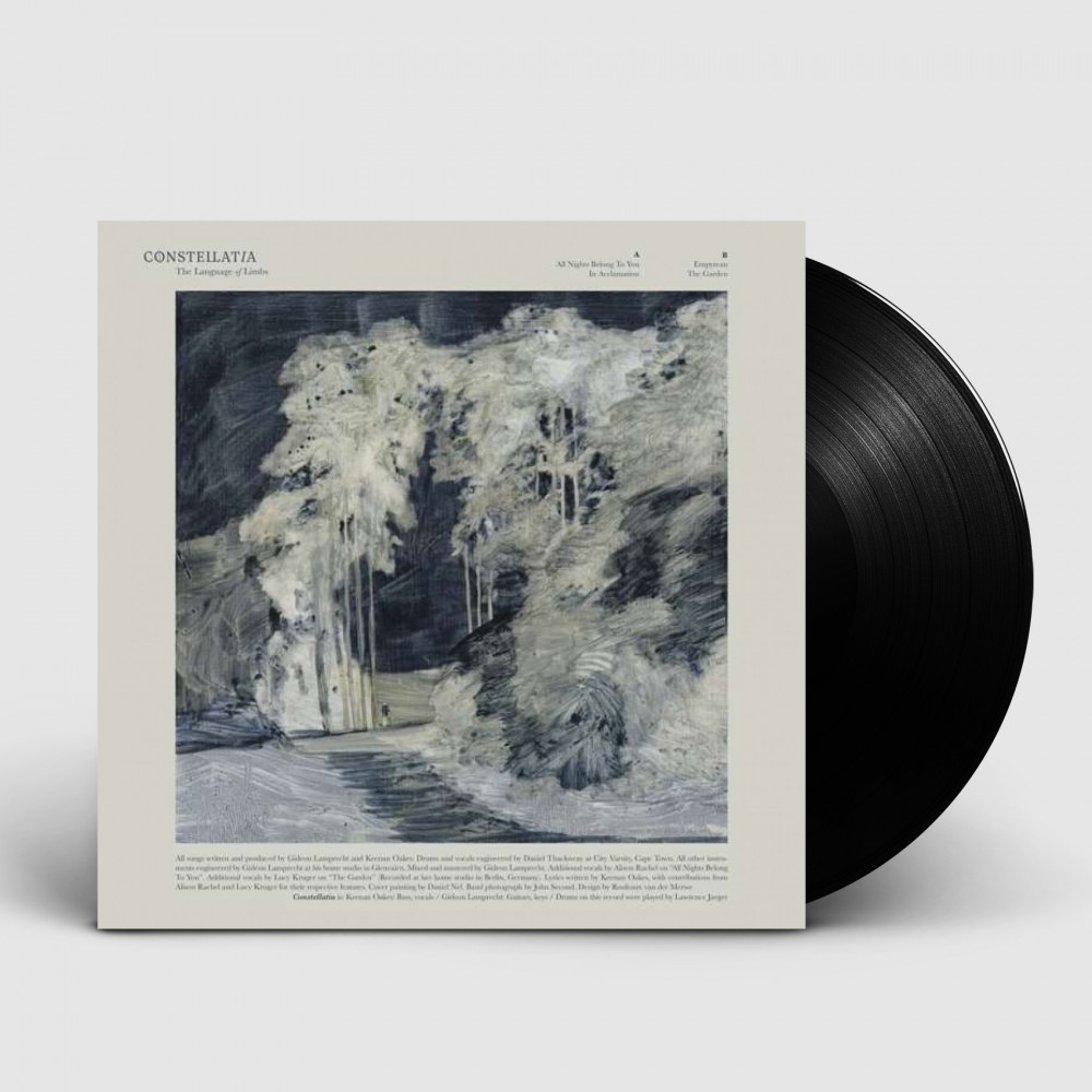 CONSTELLATIA - The Language Of Limbs [BLACK] (LP)