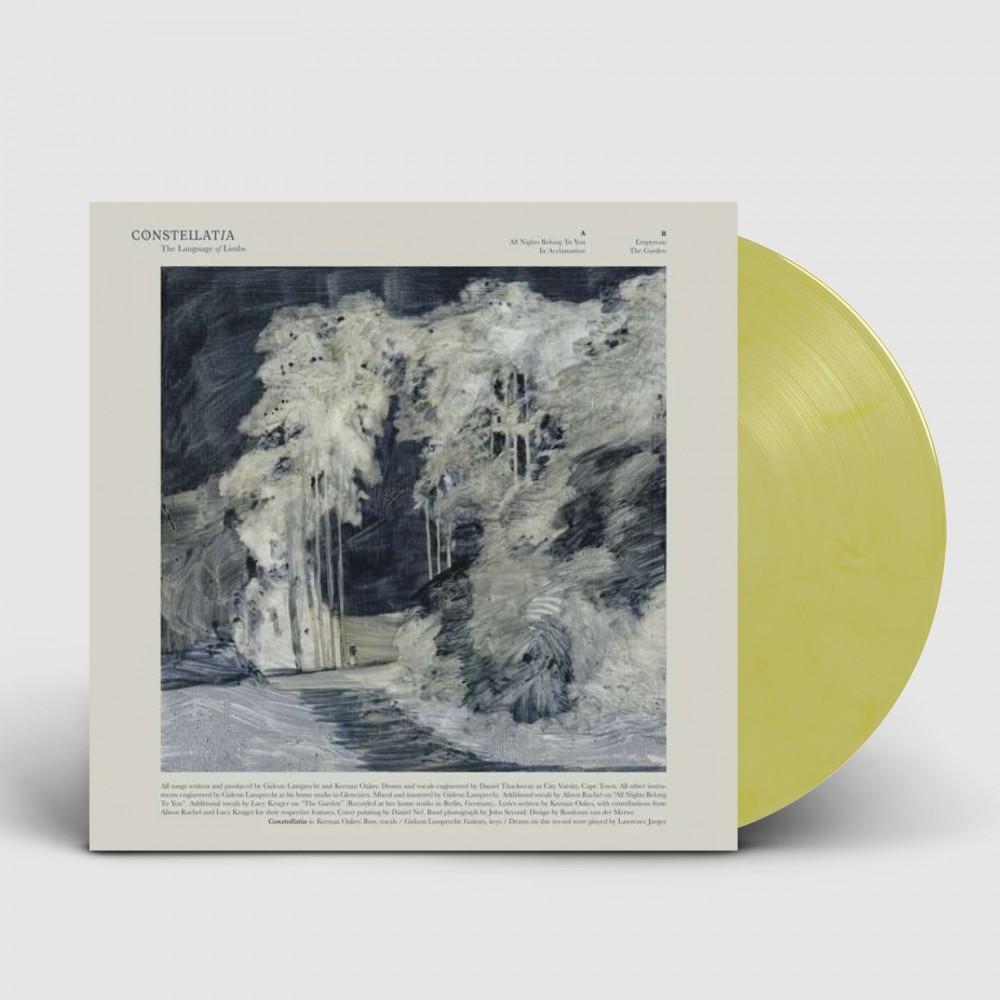 CONSTELLATIA - The Language Of Limbs [WHITE/YELLOW] (LP)