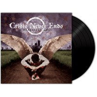 "CRISIS NEVER ENDS - A Heartbeat Away (ltd. Gatefold 12"")"