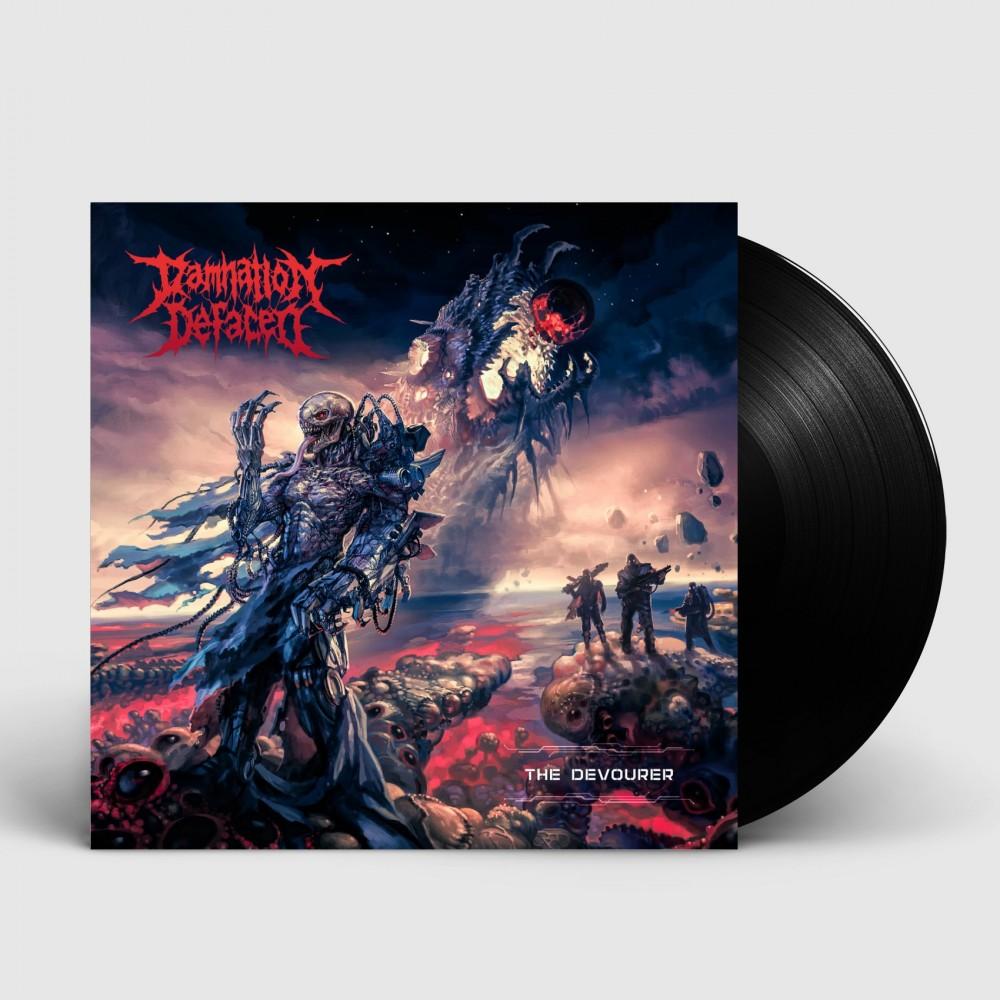 DAMNATION DEFACED - The Devourer [BLACK] (LP)