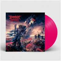 DAMNATION DEFACED - The Devourer [PINK] (LP)