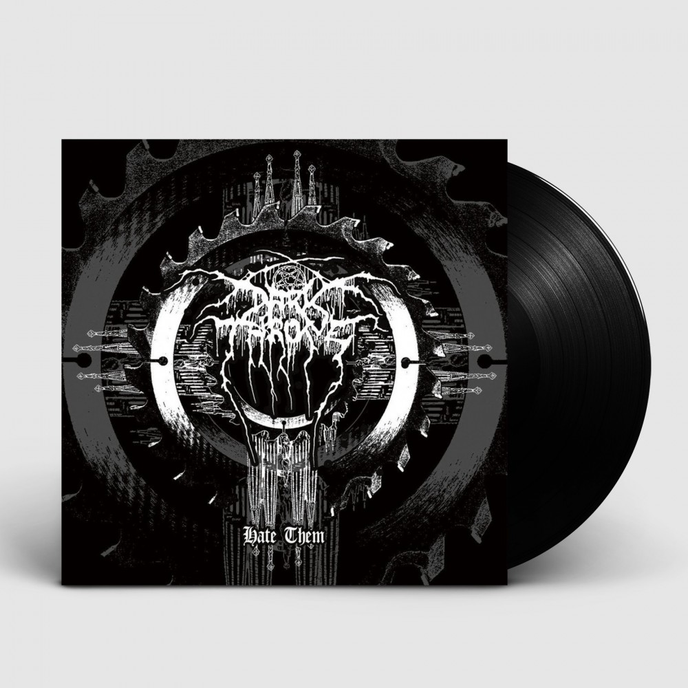 DARKTHRONE - Hate Them [BLACK] (LP)