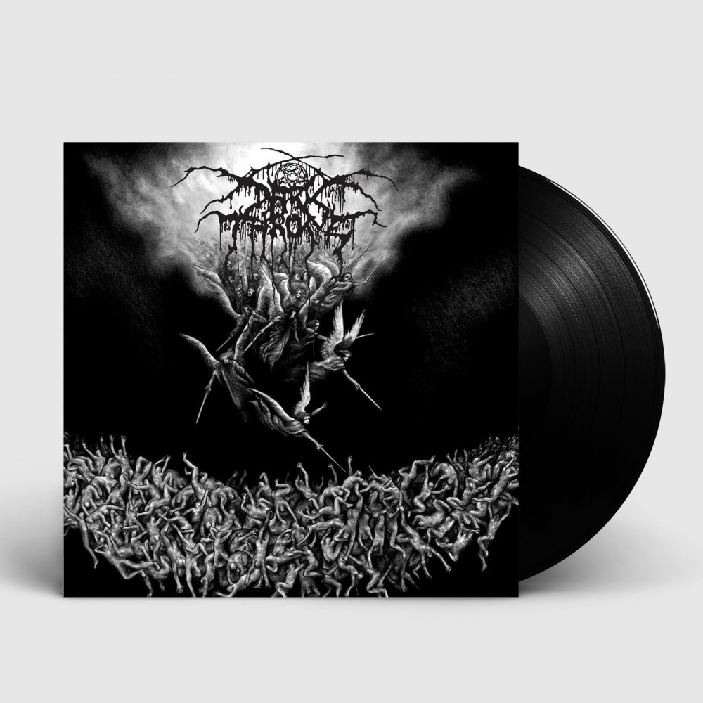 DARKTHRONE - Sardonic Wrath [BLACK] (LP)