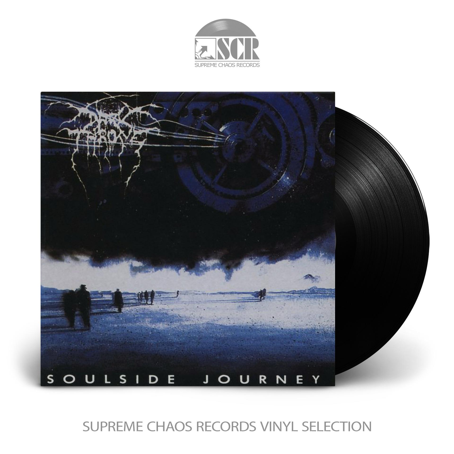 DARKTHRONE - Soulside Journey [BLACK] (LP)