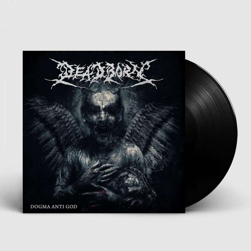 DEADBORN - Dogma Anti God [BLACK] (LP)