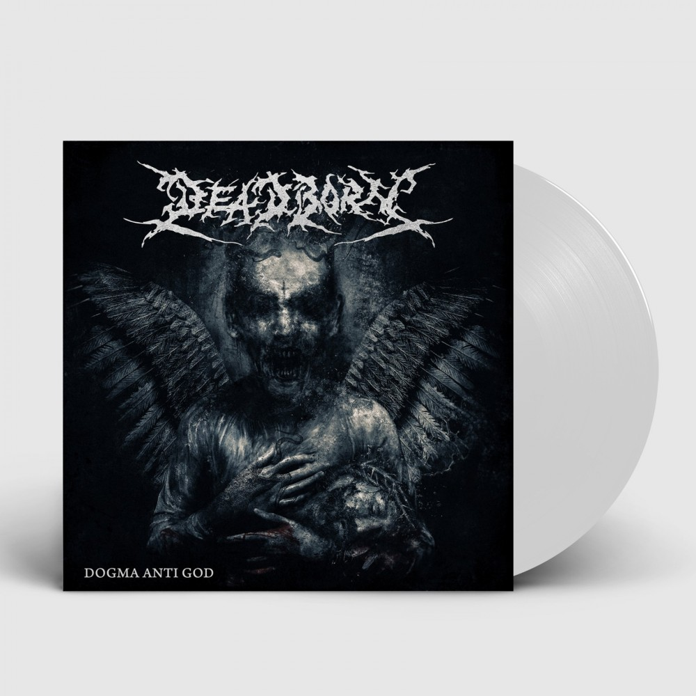 DEADBORN - Dogma Anti God [WHITE] (LP)