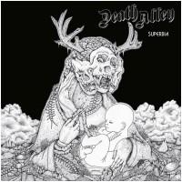 DEATH ALLEY - Superbia [BLACK] (LP)