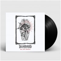 DECAPITATED - The first damned [BLACK] (LP)
