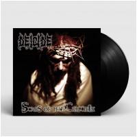 DEICIDE - Scars Of The Crucifix [BLACK] (LP)