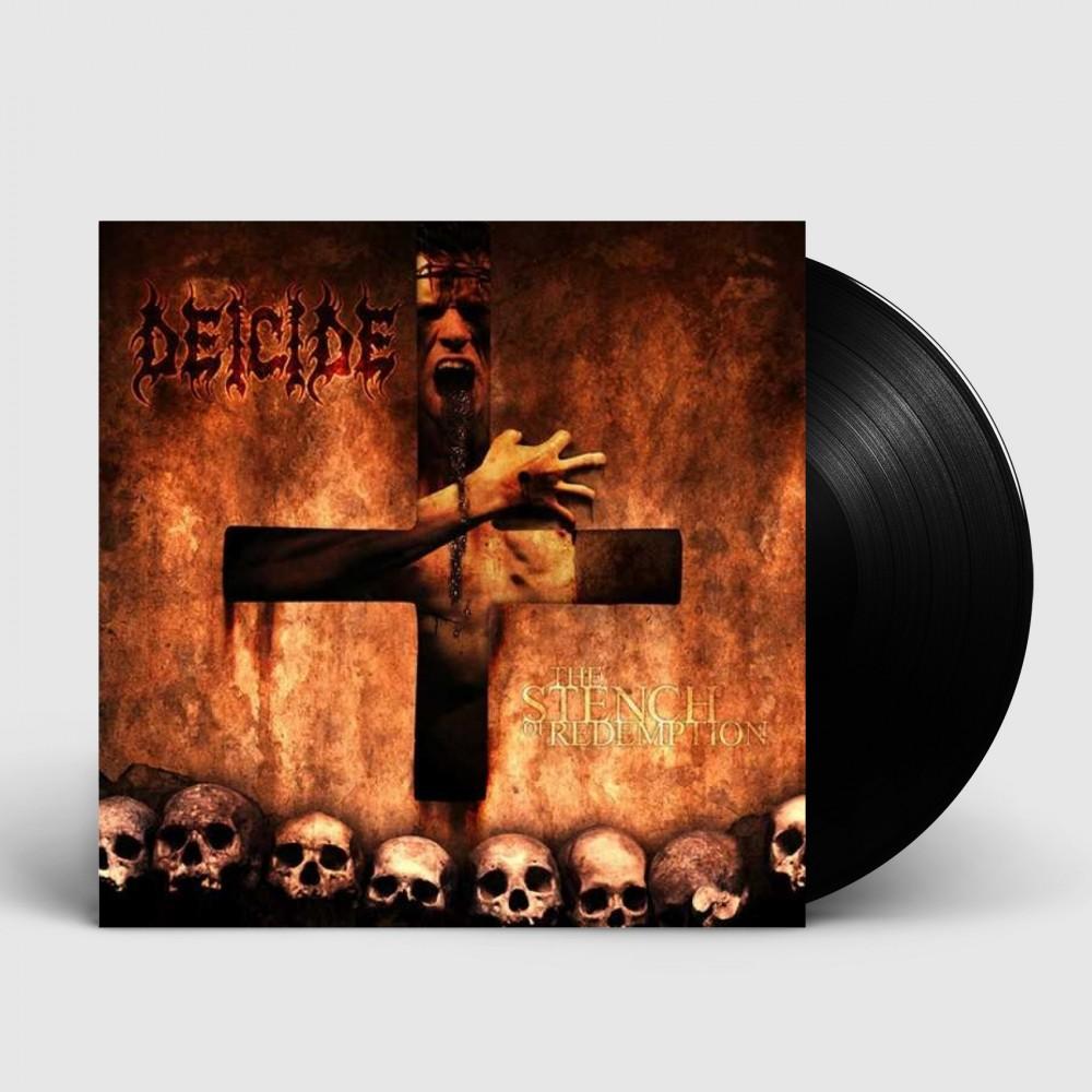 DEICIDE - The Stench Of Redemption [BLACK] (LP)