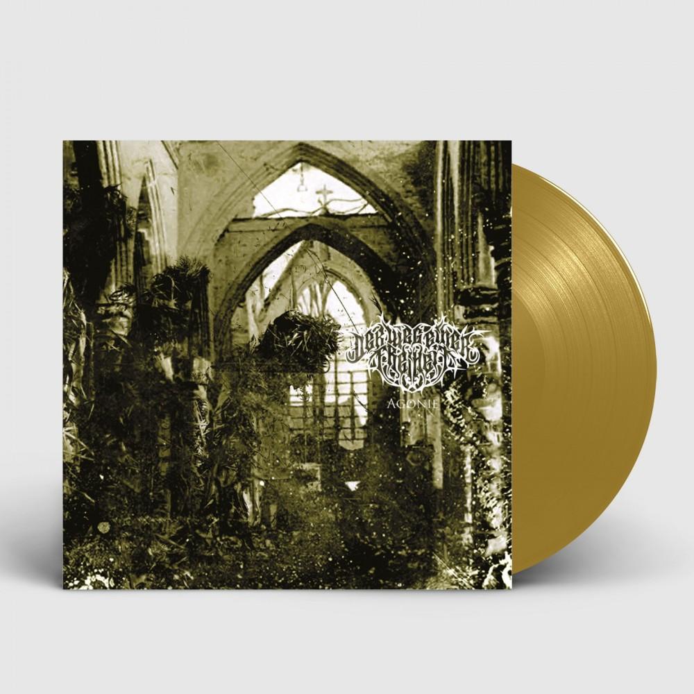 DER WEG EINER FREIHEIT - Agonie [GOLD] (LP)