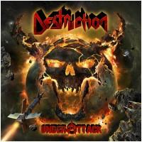 DESTRUCTION - Under Attack [2-LP - YELLOW] (DLP)