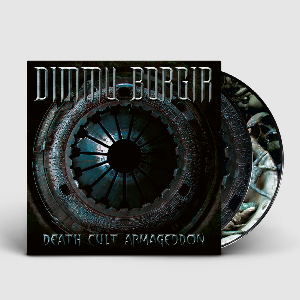 DIMMU BORGIR - Death Cult Armageddon [PICTURE 2-LP] (DLP)