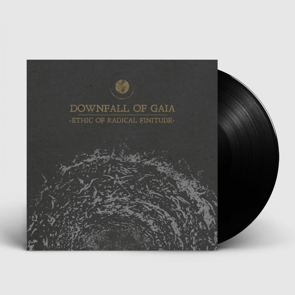 DOWNFALL OF GAIA - Ethic Of Radical Finitude [BLACK] (LP)