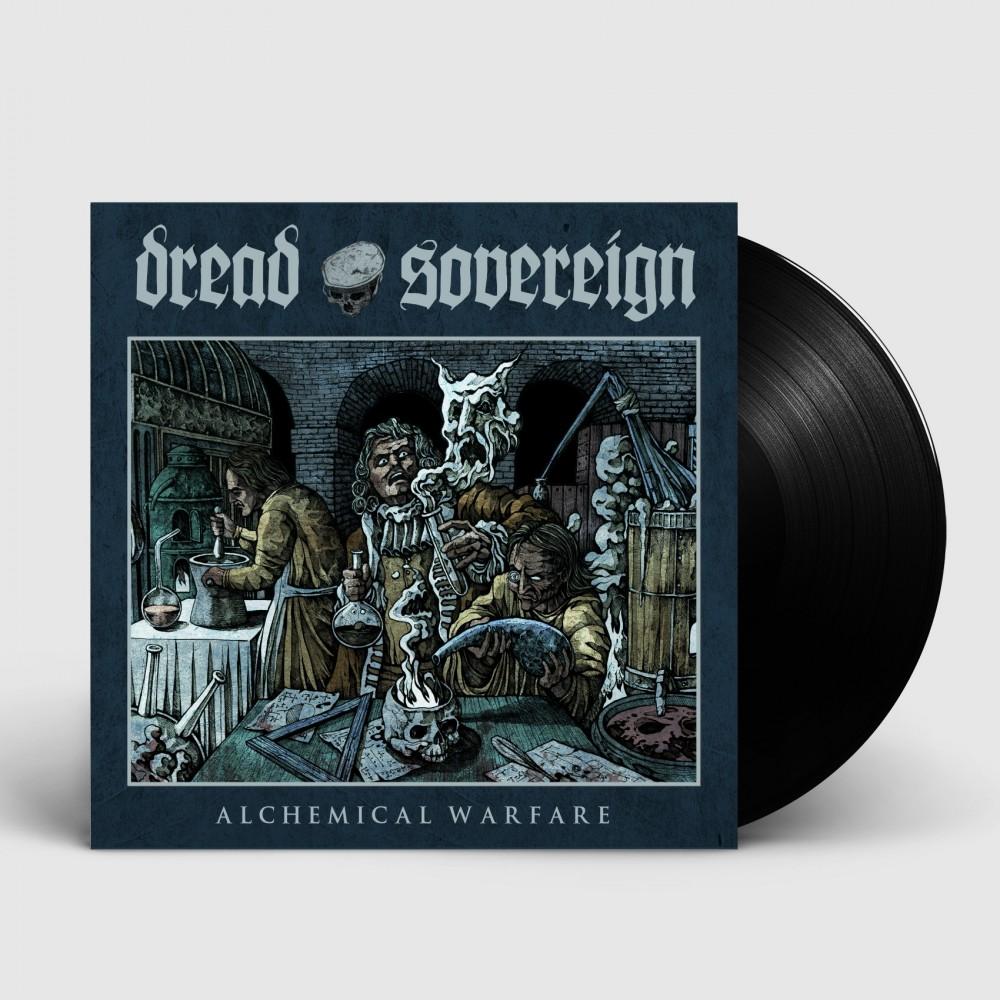 DREAD SOVEREIGN - Alchemical Warfare [BLACK] (LP)
