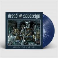 DREAD SOVEREIGN - Alchemical Warfare [BLUE/GOLD/WHITE] (LP)