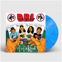 DRI - 4 of a Kind [AZURE BLUE] (LP)