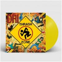 DRI - Thrash Zone [YELLOW] (LP)