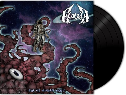 ECOCIDE - Eye of Wicked Sight [Ltd.BLACK] (LP)
