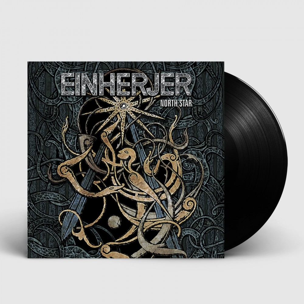 EINHERJER - North Star [BLACK] (LP)