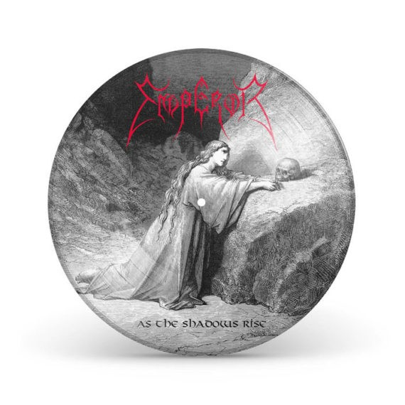 EMPEROR - As The Shadows Rise [PICTURE] (PICDISC)
