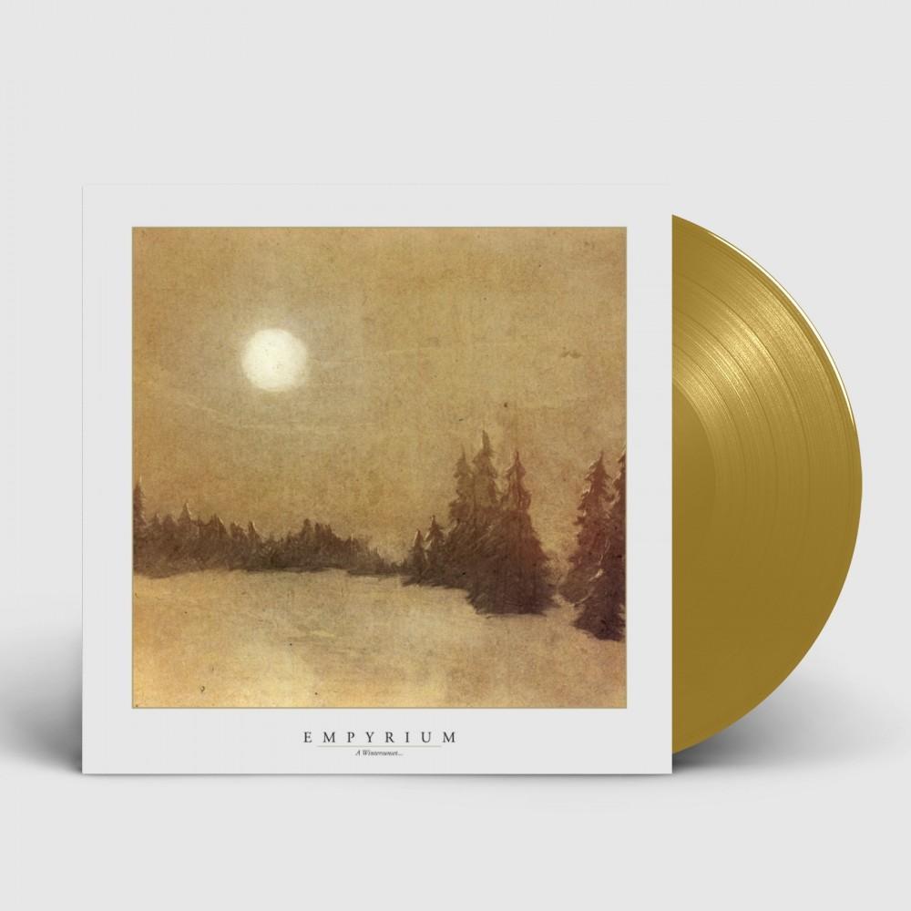 EMPYRIUM - A Wintersunset... [GOLD] (LP)