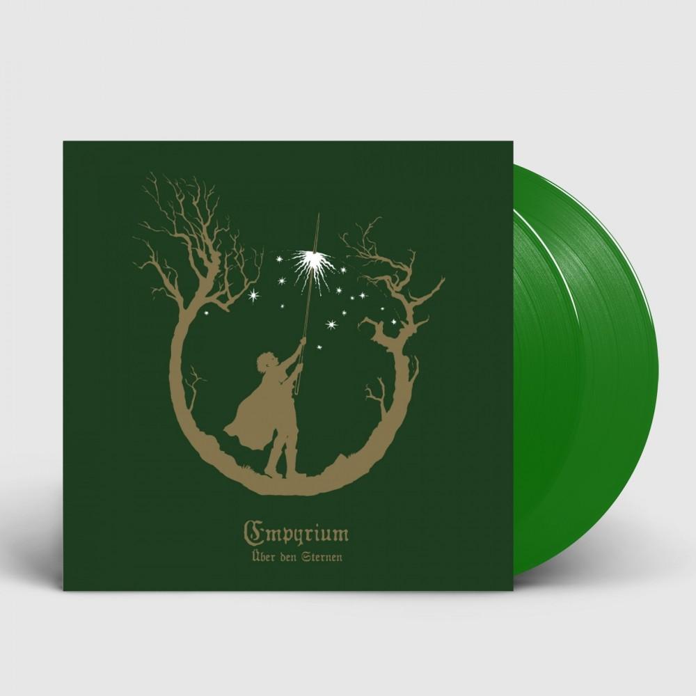 EMPYRIUM - Über Den Sternen [GREEN] (DLP)