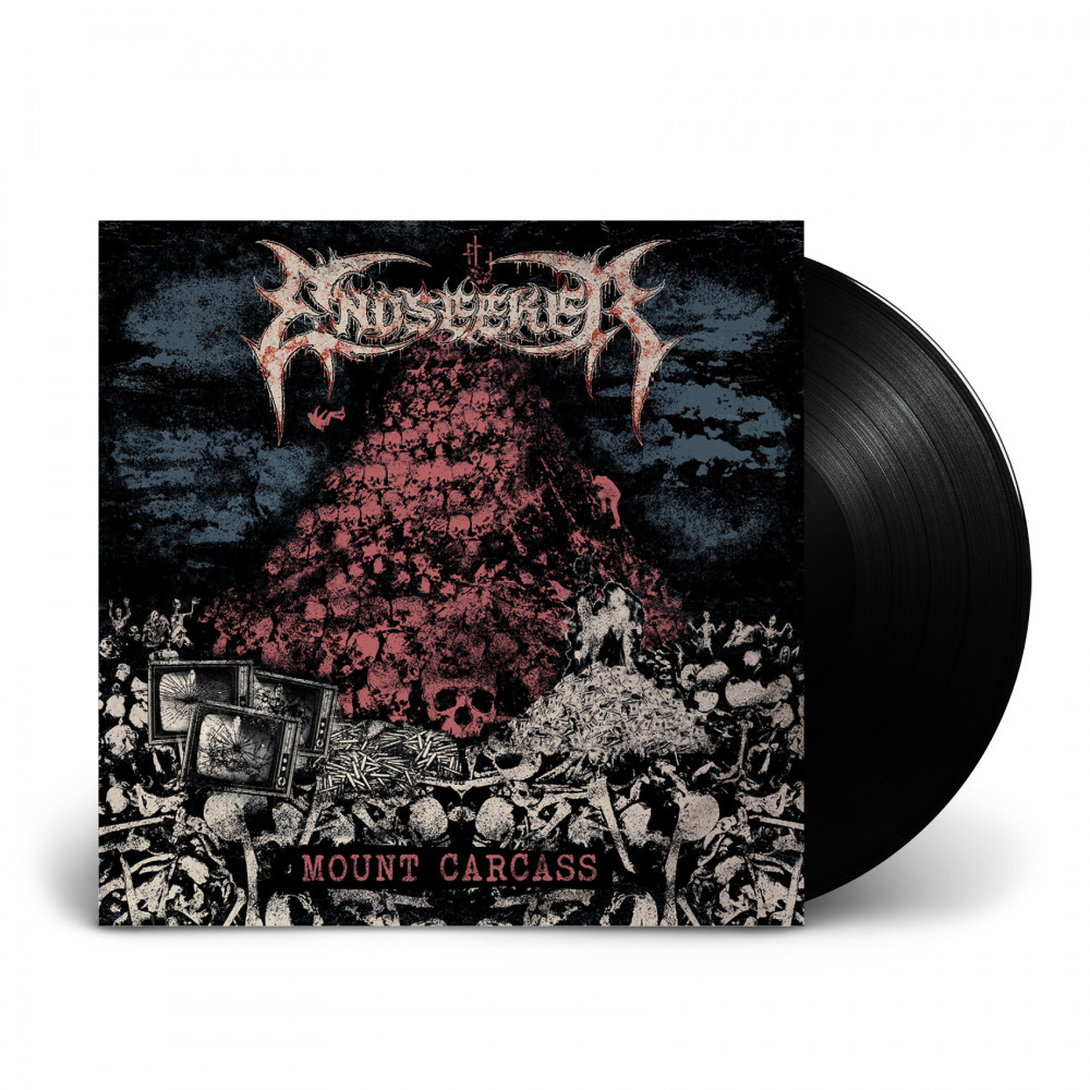ENDSEEKER - Mount Carcass [BLACK] (LP)