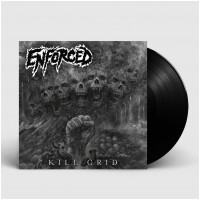 ENFORCED - Kill Grid [BLACK LP+CD] (LP)