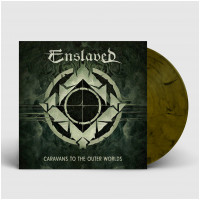 ENSLAVED - Caravans to the outer worlds [MOONSTONE] (LP)