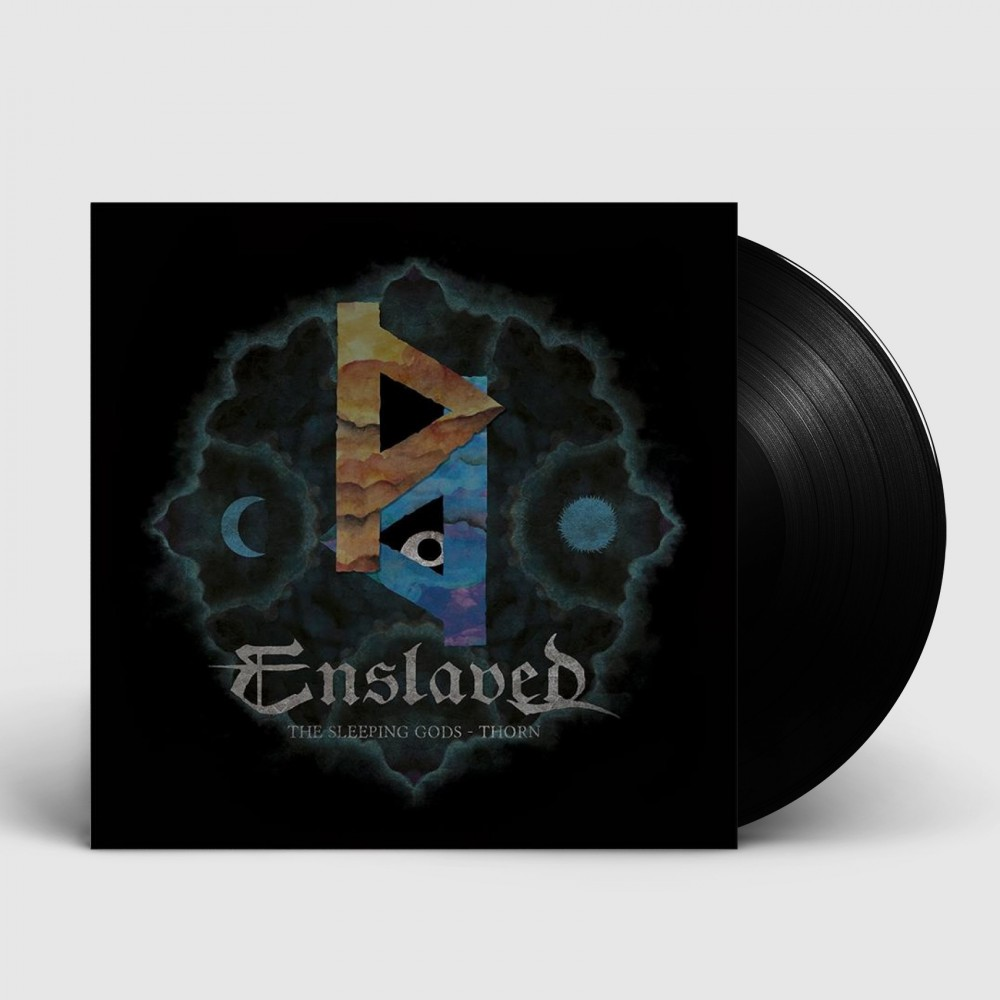 ENSLAVED - The Sleeping Gods - Thorn [BLACK] (LP)