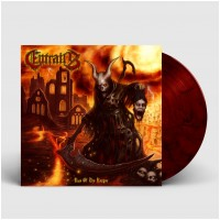 ENTRAILS - Rise Of The Reaper [RED/BLACK] (LP)