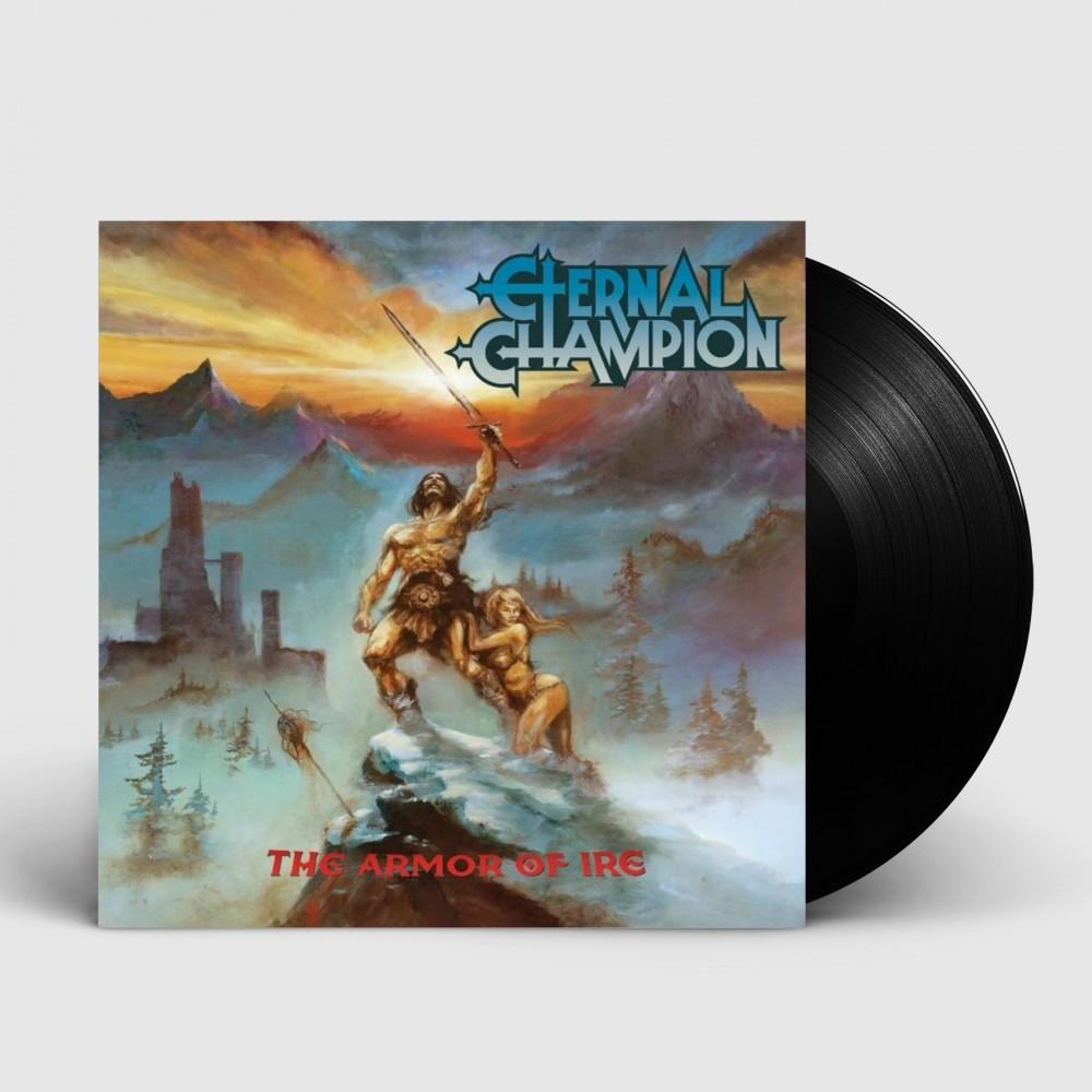 ETERNAL CHAMPION - The Armor Of Ire [BLACK] (LP)