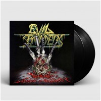 EVIL INVADERS - Surge Of Insanity [BLACK 2LP+DVD] (DLP)