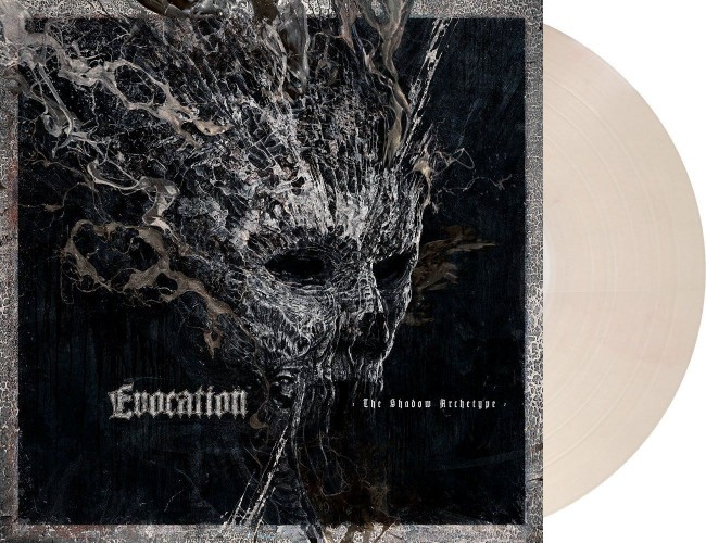 EVOCATION - The Shadow Archetype [CLEAR] (LP)