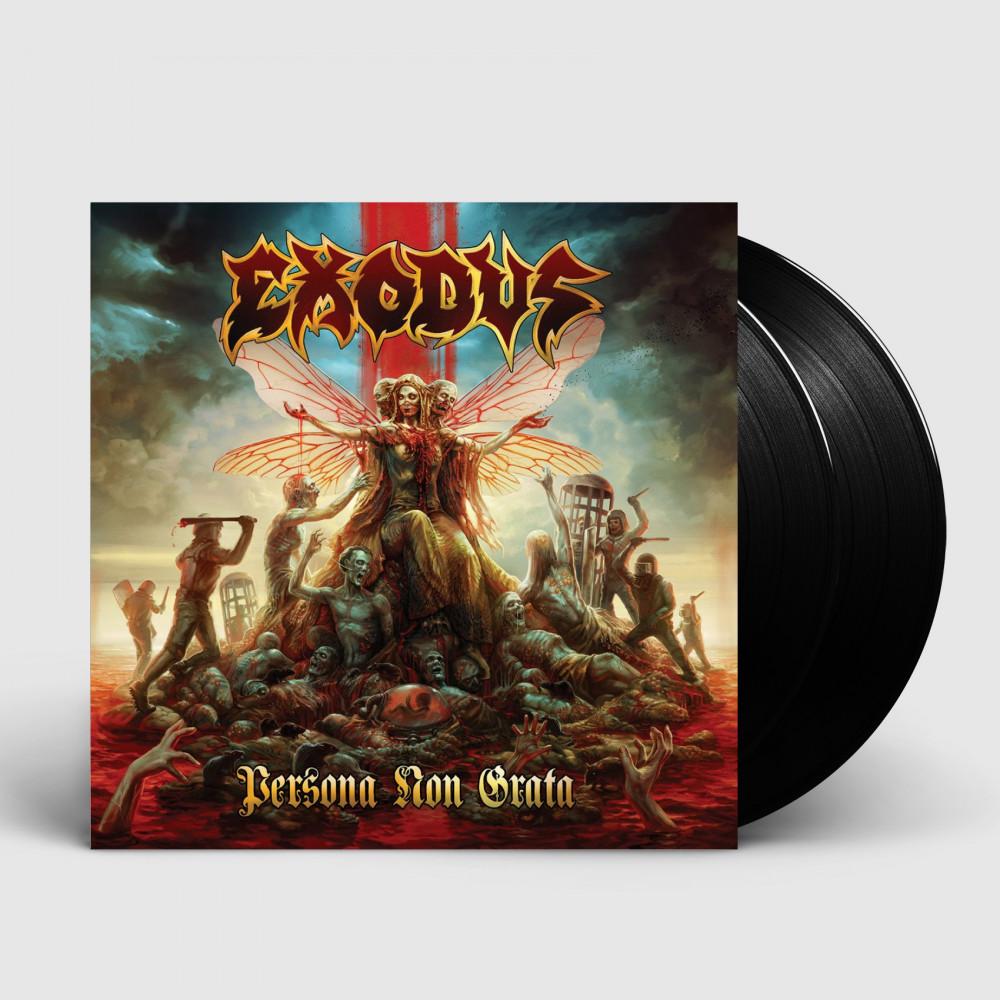 EXODUS - Persona non grata [BLACK] (DLP)