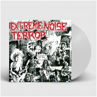 EXTREME NOISE TERROR - A Holocaust In Your Head [WHITE] (LP) (Vinyl, LP, Album, Reissue, White)