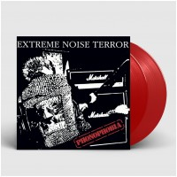 EXTREME NOISE TERROR - Phonophobia (The Second Coming) [RED] (DLP)