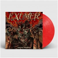 EXUMER - Hostile Defiance [ORANGE/RED] (LP)