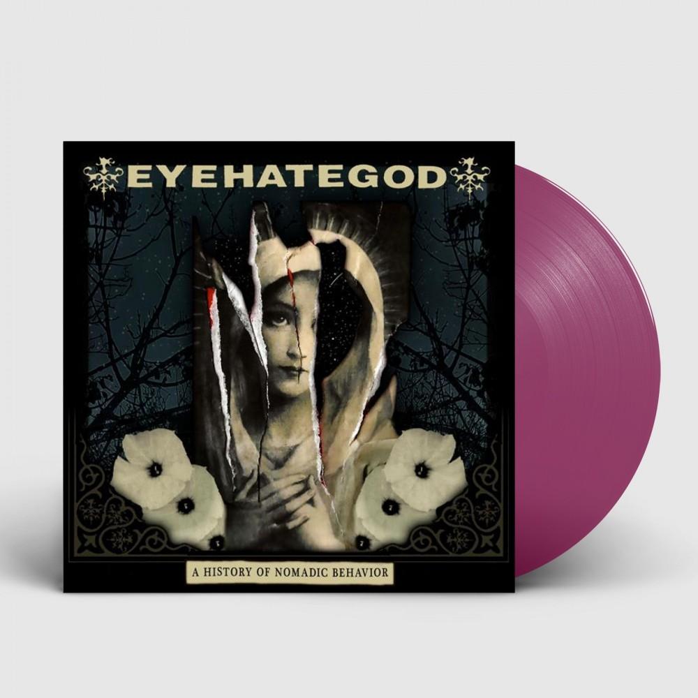 EYEHATEGOD - A History of Nomadic Behavior [MAGENTA LP+CD] (LP)