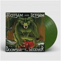FLOTSAM AND JETSAM - Doomsday For The Deceiver [GREEN] (LP)
