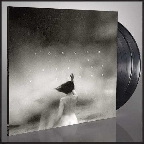 FOSCOR - Les Irreals Visions [BLACK] (LP)