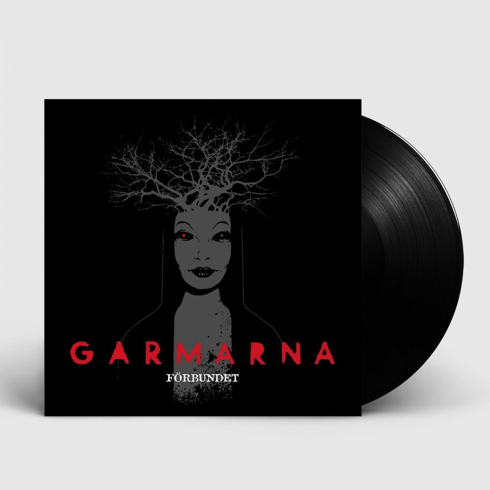 GARMARNA - Förbundet [BLACK] (LP)