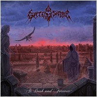 GATES OF ISHTAR - At Dusk and Forever [SILVER LP+CD] (LP)