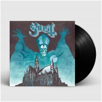 GHOST - Opus Eponymous [BLACK] (LP)
