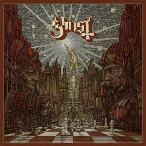 GHOST - Popestar [BLACK] (LP)
