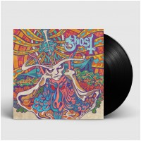 """GHOST - Seven Inches Of Satanic Panic - Kiss The Go-Goat / Mary On A Cross [BLACK 7""""] (EP)"""