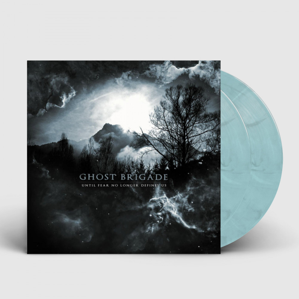 GHOST BRIGADE - Until Fear No Longer Defines Us [CLEAR/BLUE/WHITE] (DLP)